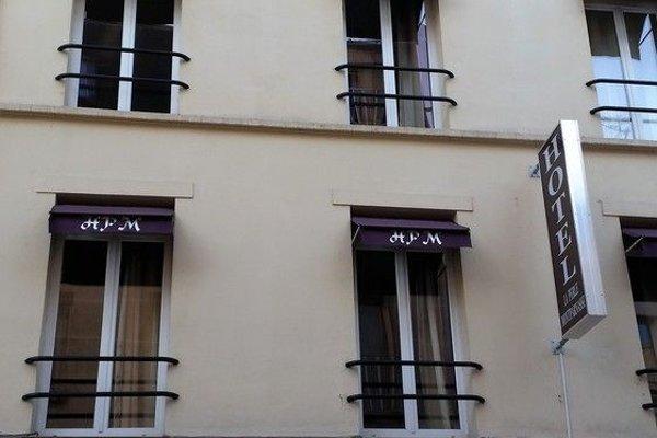 Hotel la Perle Montparnasse - фото 22