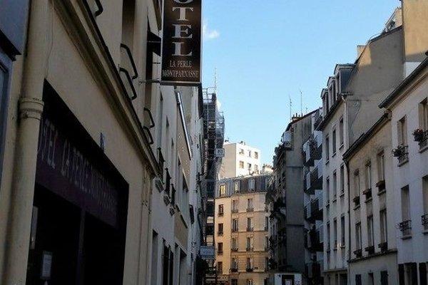 Hotel la Perle Montparnasse - фото 23