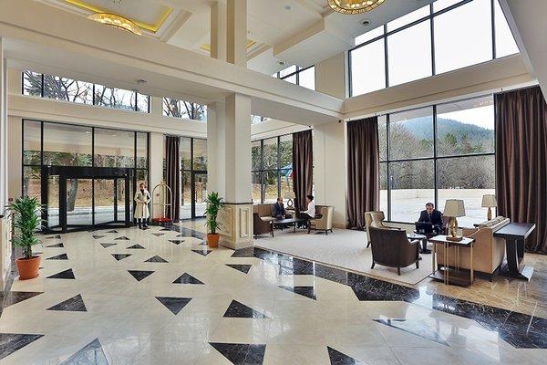 Отель Rixos Borjomi - фото 8