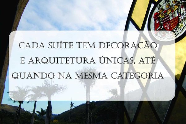 Castelo de Itaipava Eventos, Hotel e Bistro - фото 20