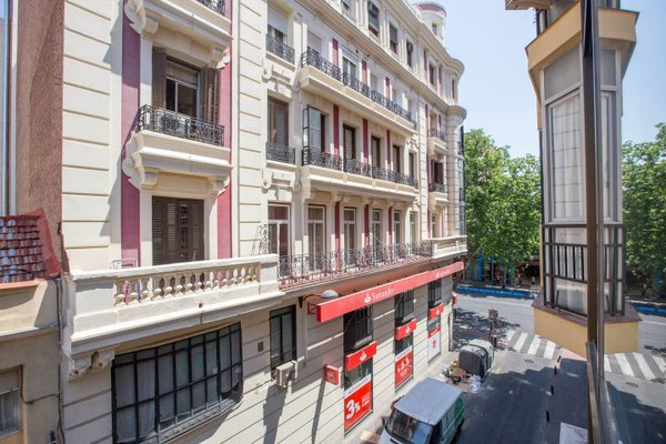 4 Caminos Apartment - фото 12