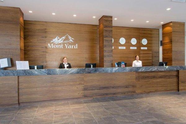 Отель «Mont Yard» - фото 15