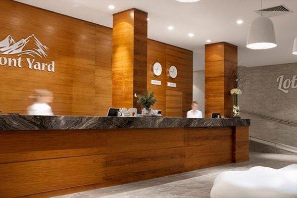 Отель «Mont Yard» - фото 16