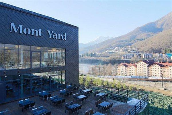 Отель «Mont Yard» - фото 21