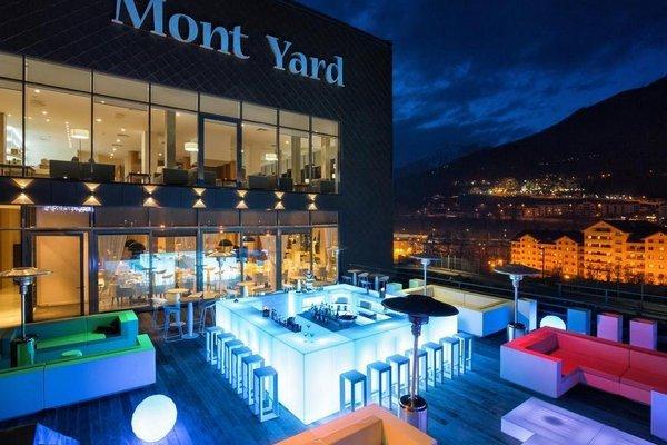 Отель «Mont Yard» - фото 22