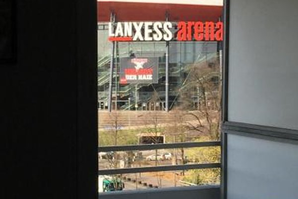 Koln Deutz/Messe, Lanxess Arena - фото 13