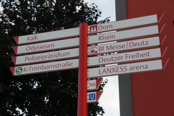 Koln Deutz/Messe, Lanxess Arena - фото 20
