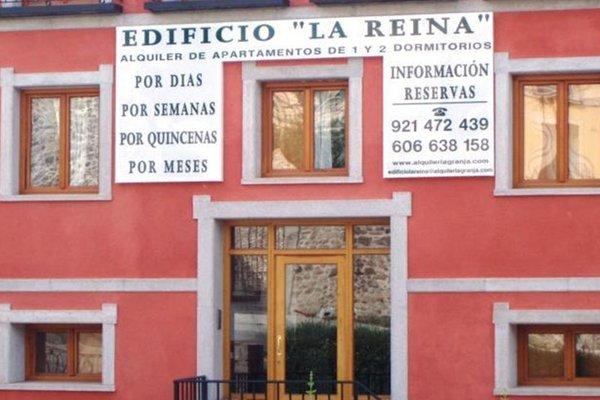Apartamentos La Reina - фото 50