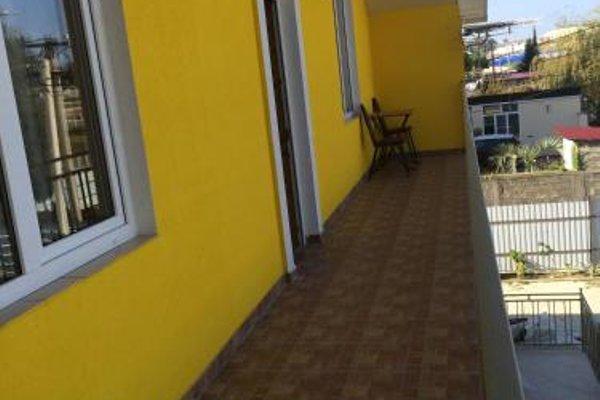 Гостевой дом «Желтый» - фото 22
