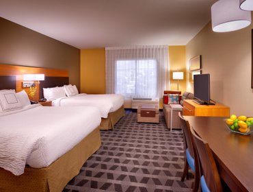 Гестхаус TownePlace Suites by Marriott Missoula