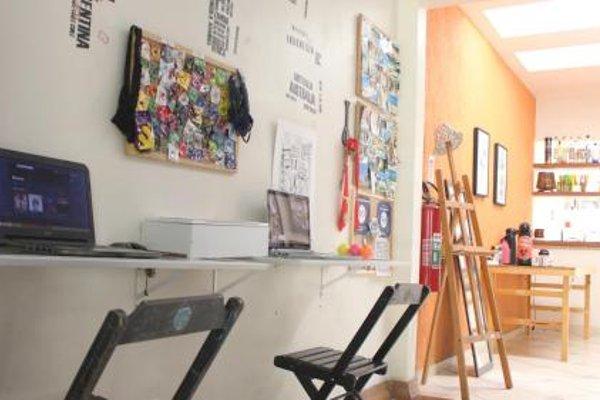 Books Rehab Hostel - фото 15