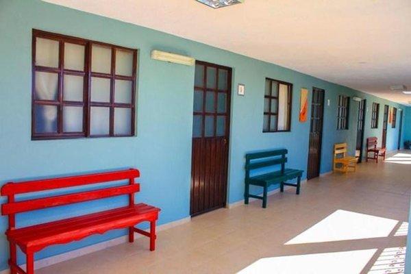 Hierba De Conejo Hostel - фото 5
