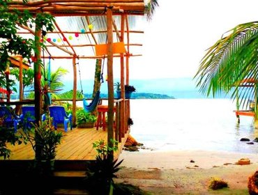Гестхаус The Bocas Beach House