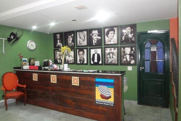 Ipanema Hostel Club - фото 18