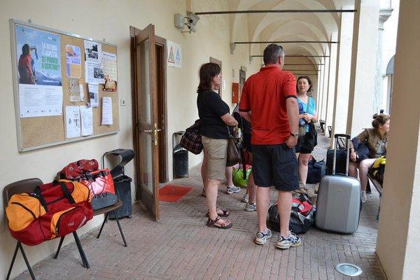 Il Chiostro Hostel and Hotel - фото 6