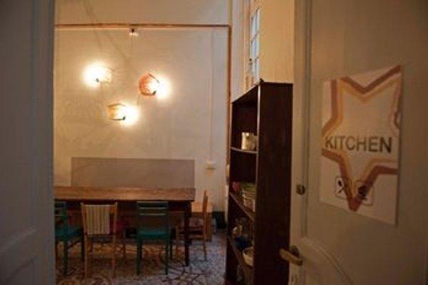 OStellin Genova Hostel - фото 13