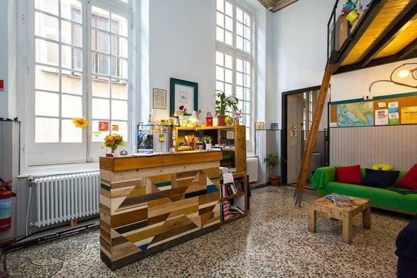 OStellin Genova Hostel - фото 5
