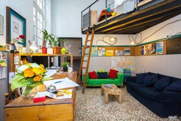 OStellin Genova Hostel - фото 6