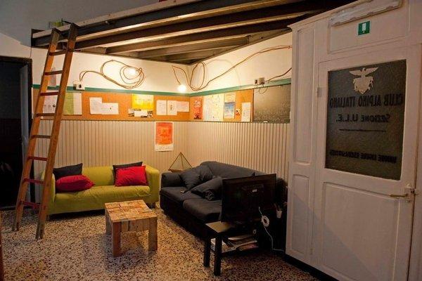 OStellin Genova Hostel - фото 8