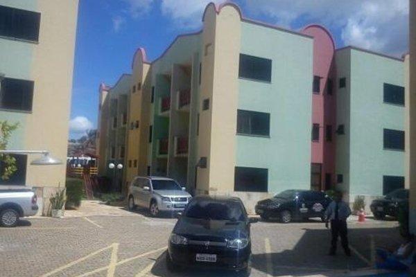 Apartmento Aquiraz - Crystal Park Flat - 9