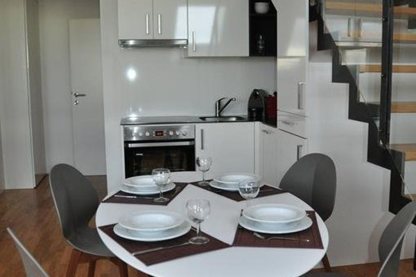 Wienwert Apartments Troststrasse - фото 13