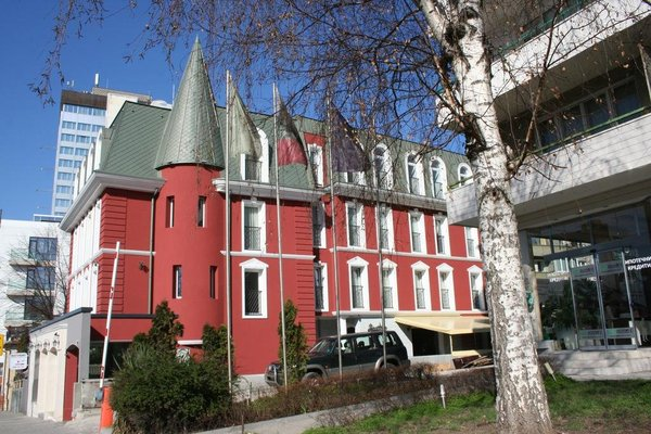 Magic Castle Hotel - фото 18