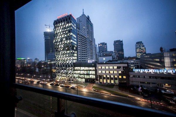Apartamenty Varsovie Centrum Atrium - фото 23