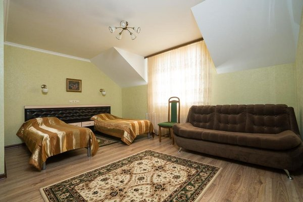 Отель Комфорт - фото 10