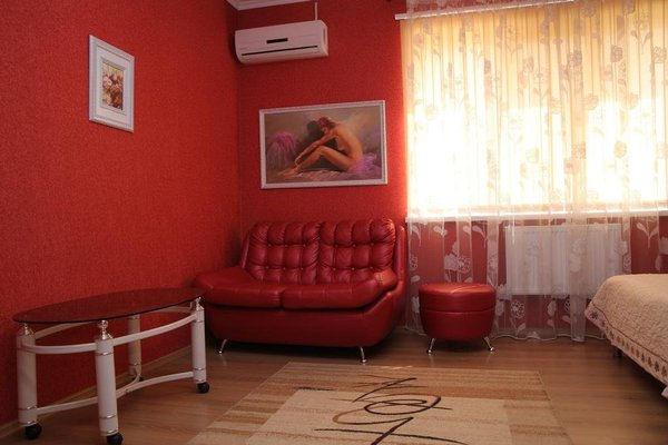 Отель Комфорт - фото 13