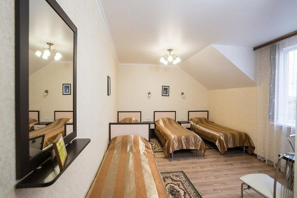 Отель Комфорт - фото 20