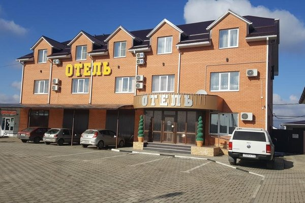 Отель Комфорт - фото 23
