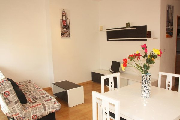 Apartamentos El Pilar Suites 3000 - фото 10