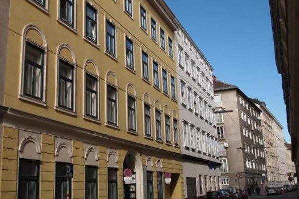 Gal Apartments Vienna - фото 22