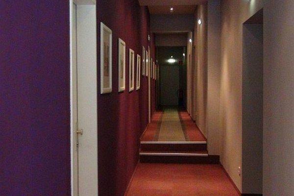 Hotel Pension De Lux - фото 20