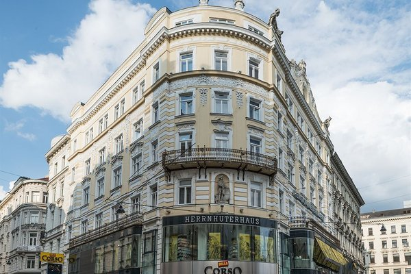 Pension Neuer Markt - фото 36