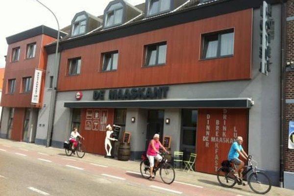 Hotel De Maaskant - фото 17