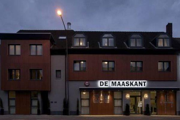 Hotel De Maaskant - фото 18