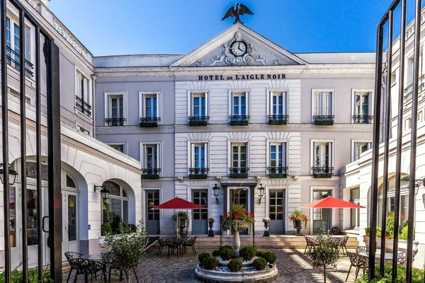 Aigle Noir Hotel - фото 18