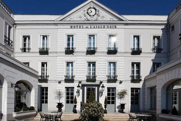 Aigle Noir Hotel - фото 20