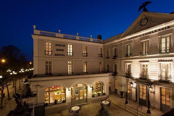 Aigle Noir Hotel - фото 21