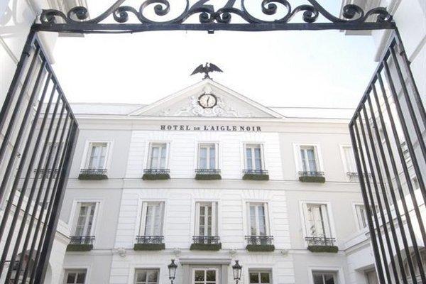 Aigle Noir Hotel - фото 22