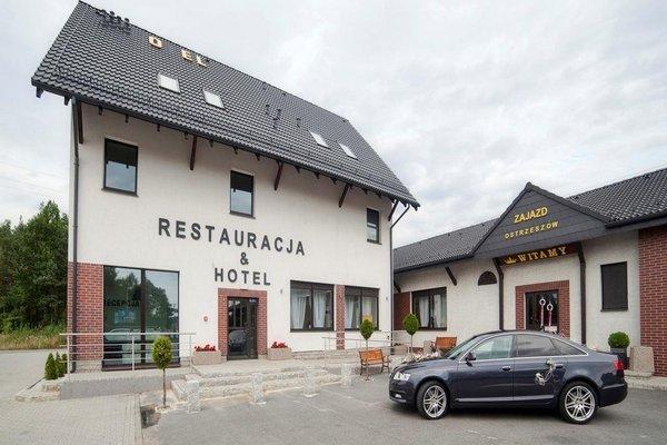 Hotel Zajazdu w Ostrzeszowie - 13