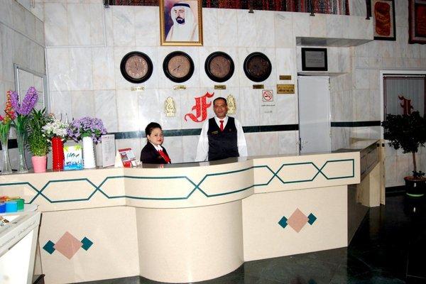 Al Ferdous Hotel Apartments - фото 19