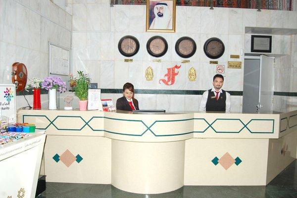 Al Ferdous Hotel Apartments - фото 20