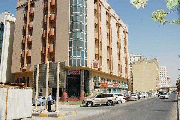 Al Ferdous Hotel Apartments - фото 23