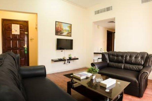 Al Ferdous Hotel Apartments - фото 8