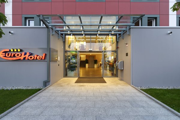 Euro Hotel Friedberg - фото 22