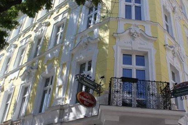 Arnes Hotel Vienna - фото 22