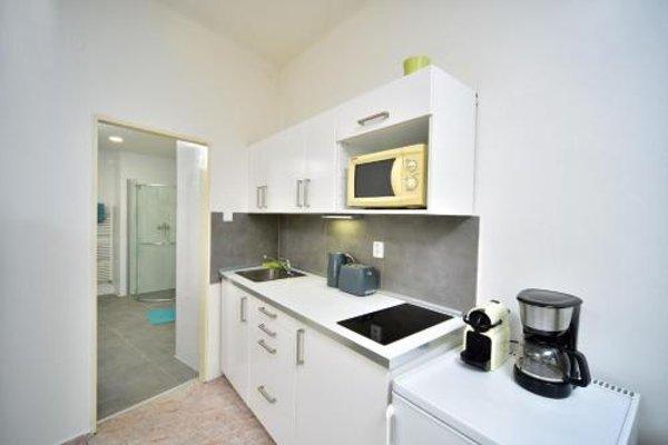 Apartment Benediktska - фото 15
