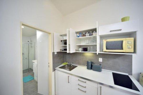Apartment Benediktska - фото 16